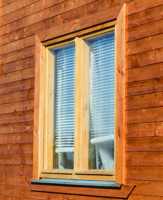 Avantages fenêtre bois